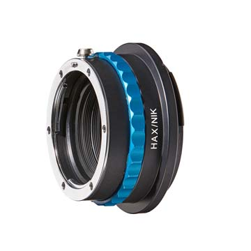 HAX/NIK,相機轉接環