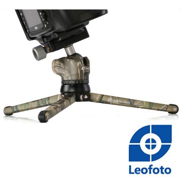 MT-01 + LH-25 ,迷你桌上三腳架套組(迷彩),LEOFOTO,徠圖相機三腳架.雲台