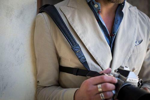 4vdesign,專業品牌,相機背帶,真皮手工,義大利設計製造,ALA TOP系列