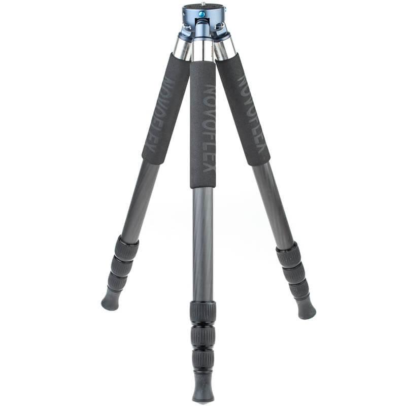 TRIOC2840碳纖維三腳架,4節,NOVOFLEX,專業品牌,德國製造,相機三腳架雲台,組合基座