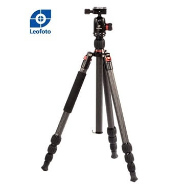 LT-254+DB-34,碳纖維三腳架(含雲台),LT 三腳架系列, LEOFOTO,徠圖,相機三腳架,碳纖維三脚架,雲台