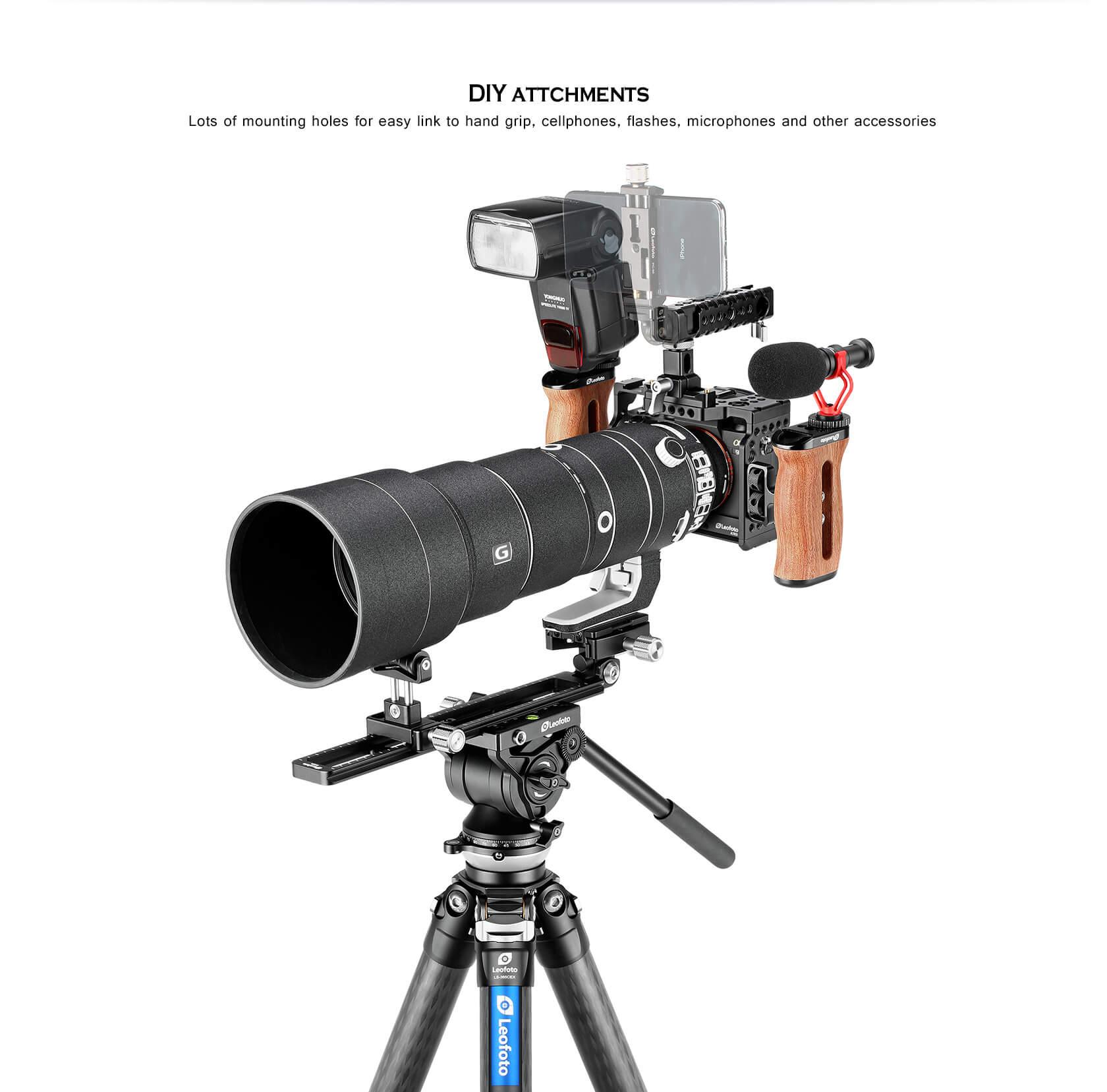 A7R3,A7M3,A9 ,相機專用,兔籠套件