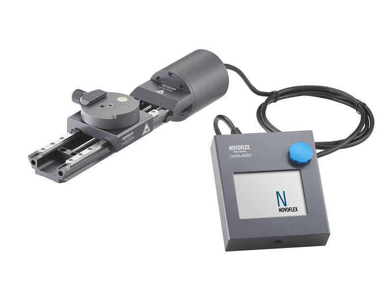 NovoFlex,castel-micro,對焦基座