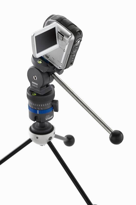 BBsilber+BBblau,NOVOFLEX,專業品牌,德國製造,相機三腳架,雲台,組合基座