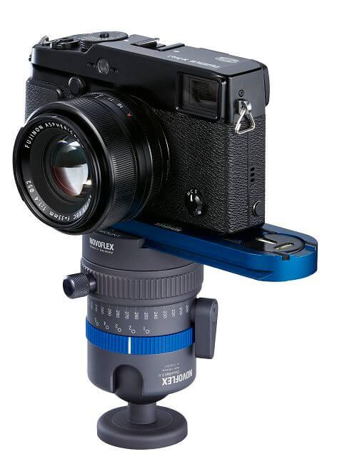 ClassicBall 3 II,經典雲台,NOVOFLEX,專業品牌,德國製造,相機三腳架,雲台