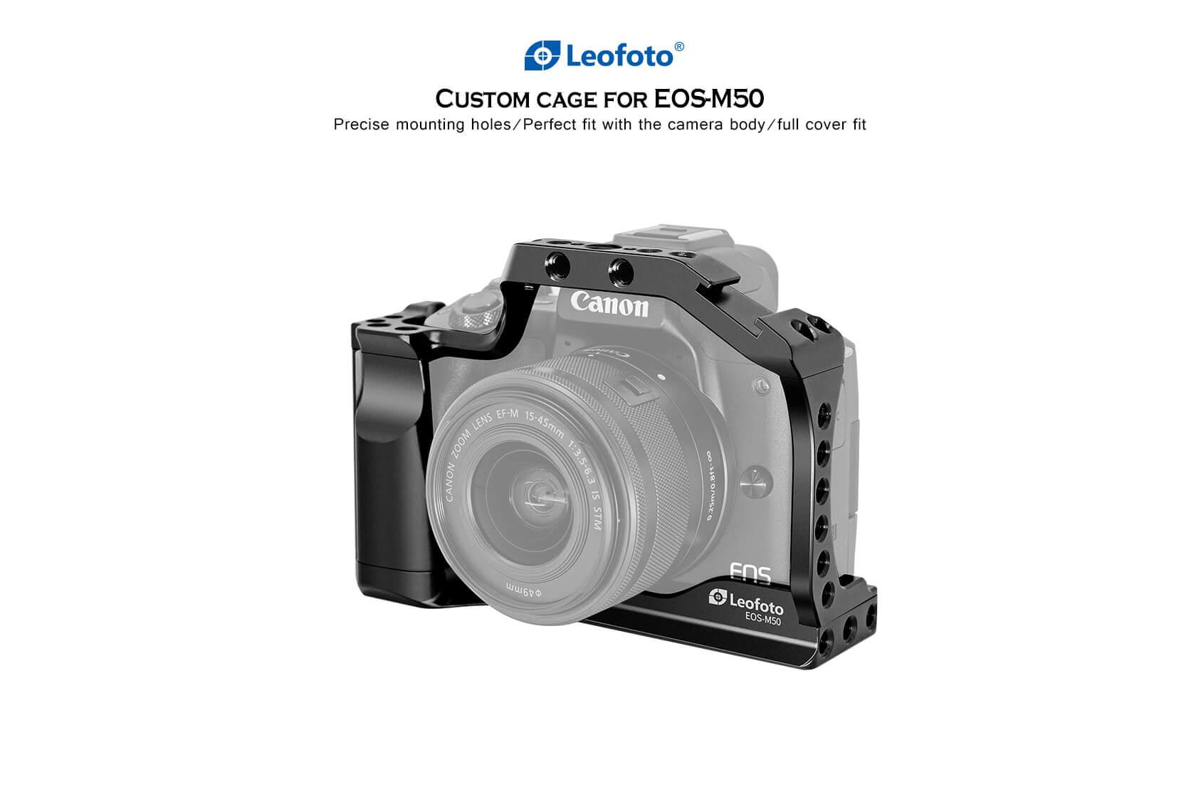 EOS-M50, CANON相機專用,兔籠套件