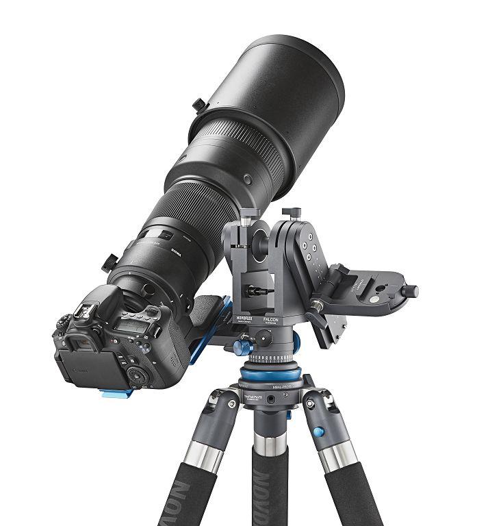 Tele-Doppelschwenker,雙懸臂雲台,novoflex,FALCON,德國製造,相機三腳架,雲台