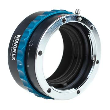 LEM-NIK-NT,NOVOFLEX轉接LEICA,NOVOFLEX,專業品牌,德國製造,相機轉接環,鏡頭轉接環