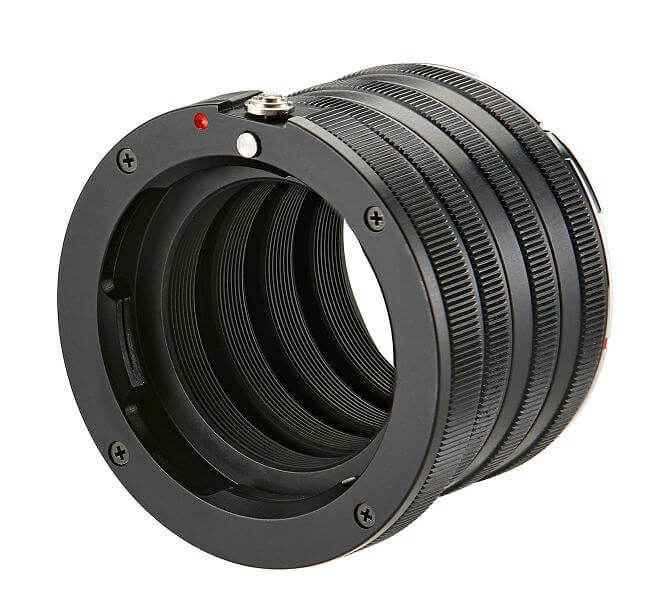 LEM-VIS-II 微距近攝接環,轉接環,LEICA系列,NOVOFLEX,專業品牌,德國製造