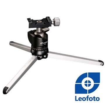 MT-01 + LH-25 ,迷你桌上三腳架套組,LEOFOTO,徠圖相機三腳架.雲台