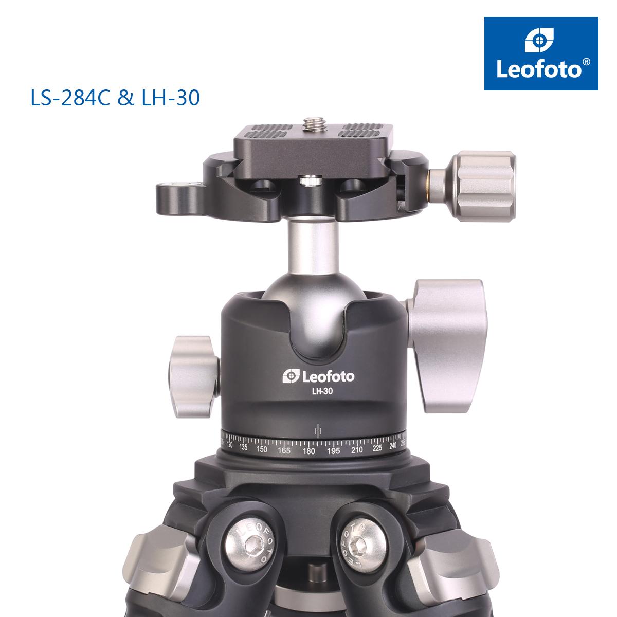 LS-284C,LEOFOTO,LS遊俠糸列,碳纖維三腳架