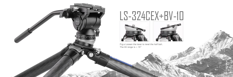 LS-324CEX+BV-10