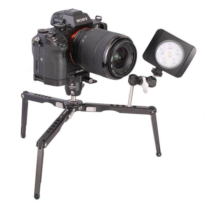 Leofoto ,MT-03,兩節三檔調節,攝影三腳架