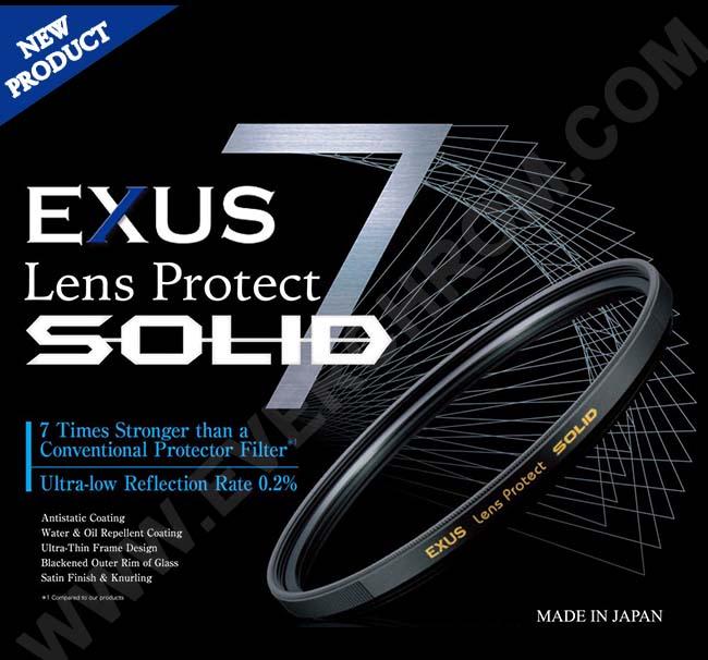 MARUMI EXUS Lens Protect Solid-00