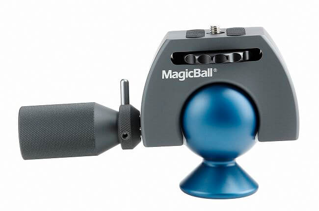MagicBall ,魔術雲台,NOVOFLEX,專業品牌,德國製造,相機三腳架,雲台