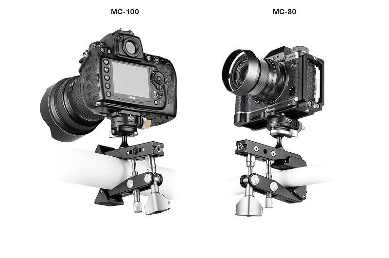 MC-100 攝影鉗式固定夾具
