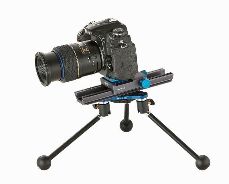 MINIPOD 迷你三腳架,NOVOFLEX,專業品牌,德國製造,相機三腳架,雲台,組合基座