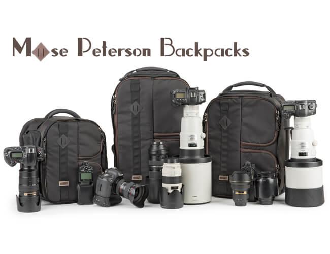 Moose Peterson MP-1
