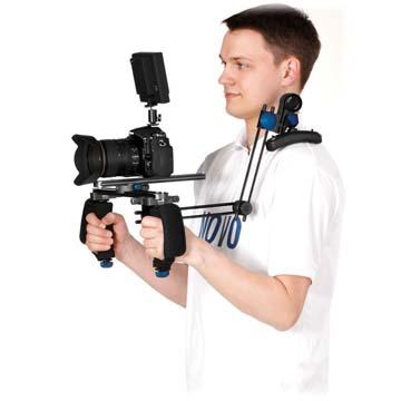 NOVOFLEX,Pistock-Q,胸/肩支撐架.專業品牌.德國製造