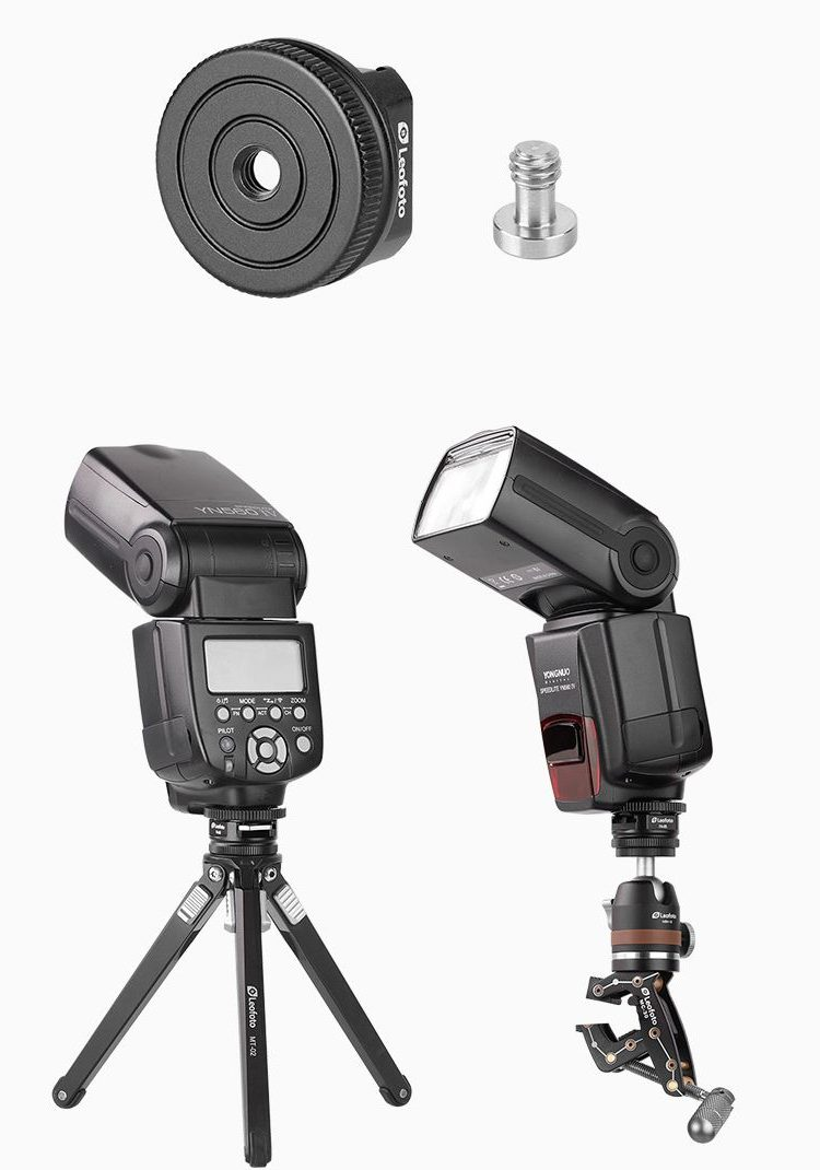 FA-05,攝影熱靴加裝件