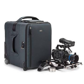 VIDEO RIG 18 旗艦級 Video攝影機行李箱 VR525 ThinkTank photo、創意坦克,專業品牌攝影包,專業攝影,滾輪行李箱