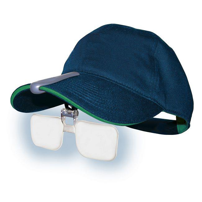 SC-0500,免持夾帽式,放大眼鏡,Green Clean,綠色清潔