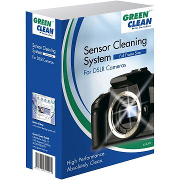 Green Clean綠色清潔,SC-4000 專業型套裝組(全片幅尺寸)