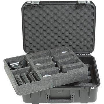 SKB 3I-1813-7WMC i 系列無線麥克風氣密箱(8支)