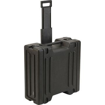 SKB Cases 1SKB-R4W RotoRoto機架滾輪拉柄機箱(4U)
