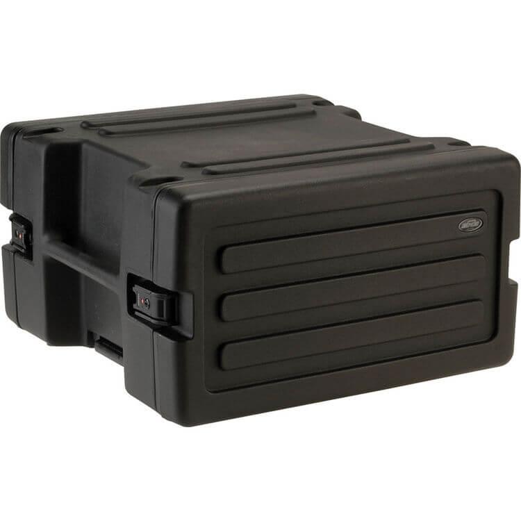 SKB Cases 1SKB-R6W Roto機架拉柄滾輪機箱(6U)