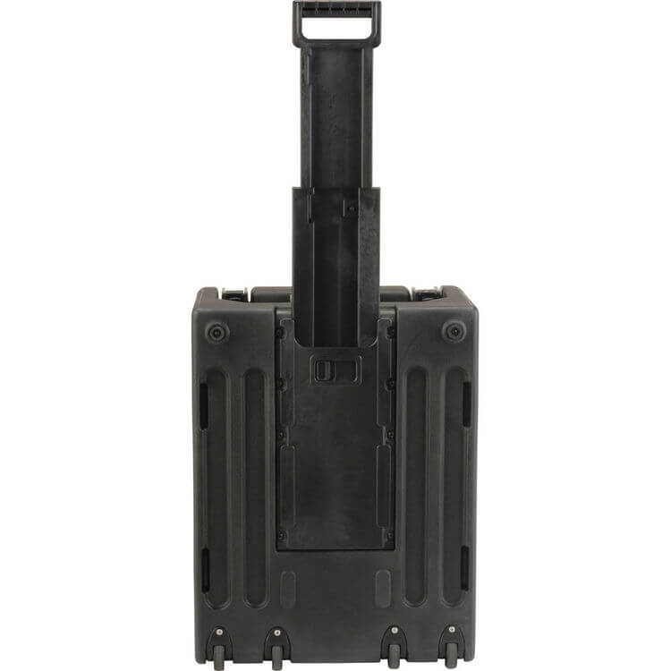SKB Cases 1SKB19-RSF4U攜帶式滾輪拉柄機架(4U)