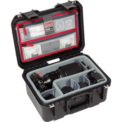 SKB Cases ,3I-1309-6DL,相機氣密箱,(Think Tank內襯分隔板)
