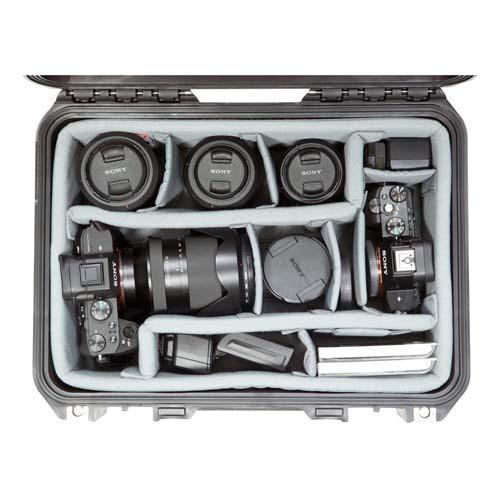 SKB-Cases,3I-1510-6DT,相機氣密箱,(Think-Tank內襯分隔板)