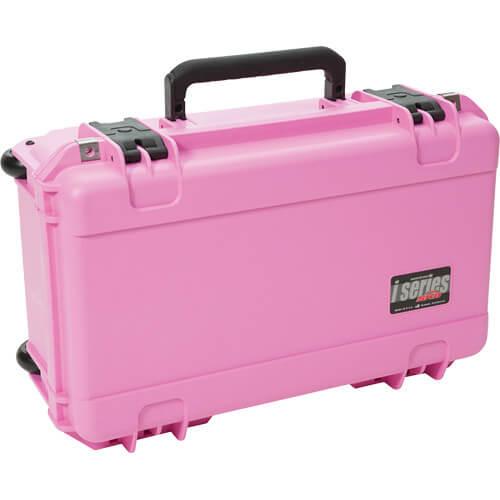 SKB Cases ,3I-2011-7P-C,滾輪拉柄氣密箱,(粉紅色)