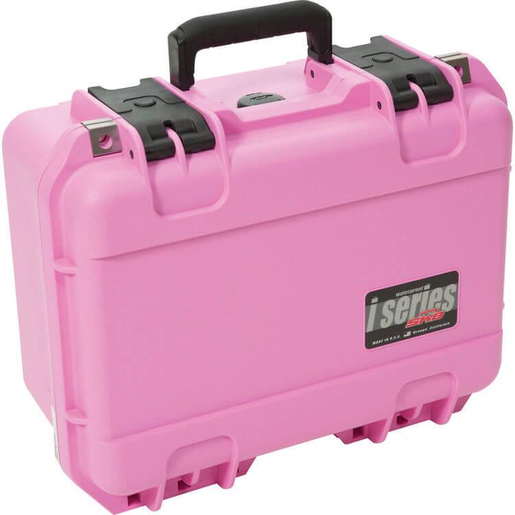 SKB Cases ,3I-13096SLRP,相機氣密箱,(粉紅色)