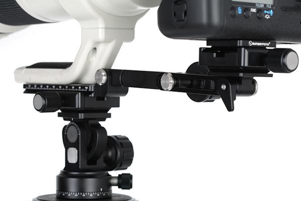TLS-01,長焦鏡頭支架,SUNWAYFOTO,球型雲台,快拆板,快拆夾座