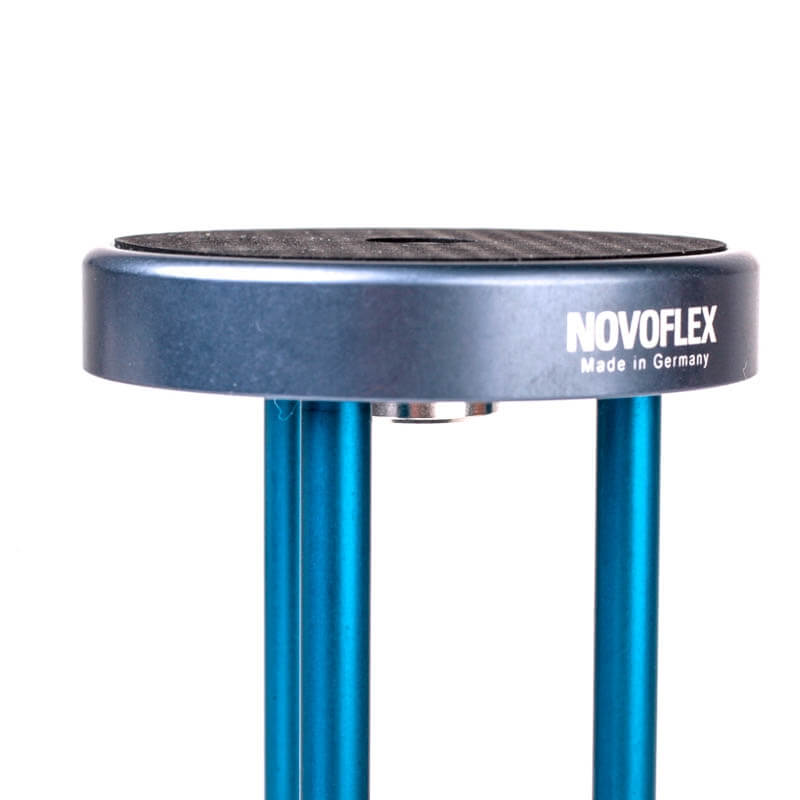 TRIO CC基座中心柱,NOVOFLEX,專業品牌,德國製造