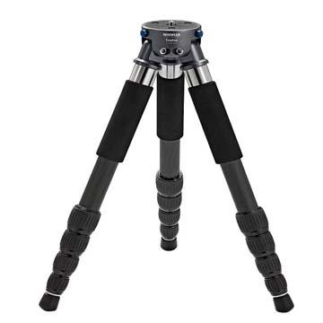TRIOC2253,碳纖維腳,5節,NOVOFLEX,專業品牌,德國製造,相機三腳架雲台,組合基座