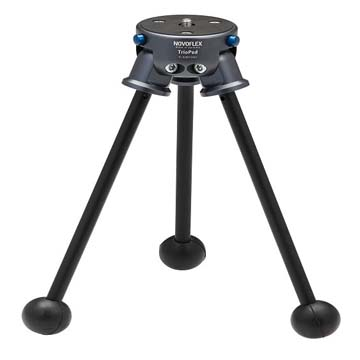 TRIO MINI TrioPod迷你腳,NOVOFLEX,專業品牌,德國製造,相機三腳架,雲台,組合基座