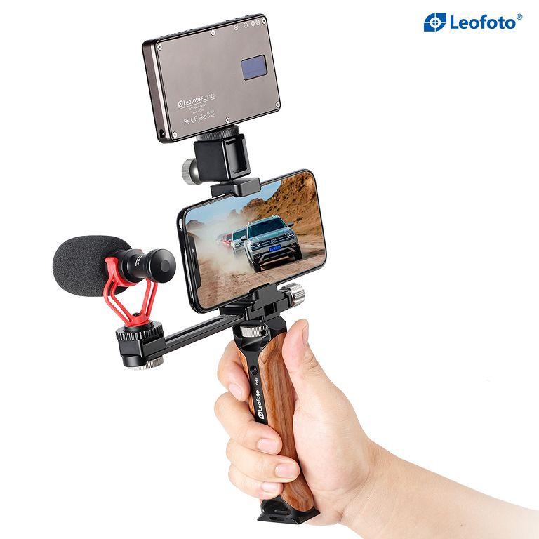 VC-1 vlog視頻跟拍攝影手機支架