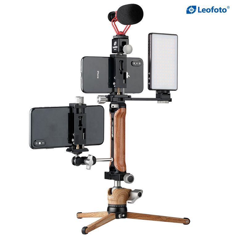 VC-1 vlog視頻跟拍攝影手機支架 (5)