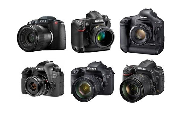 適用相機種類