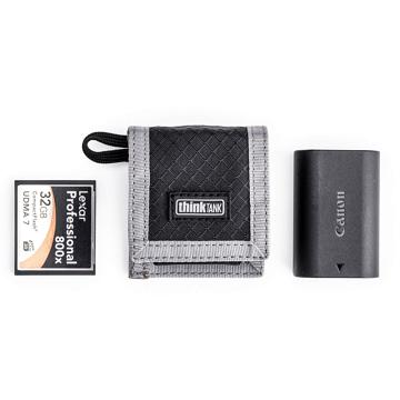 CF/SD + BATTERY WALLET記憶卡.電池收納包CB971