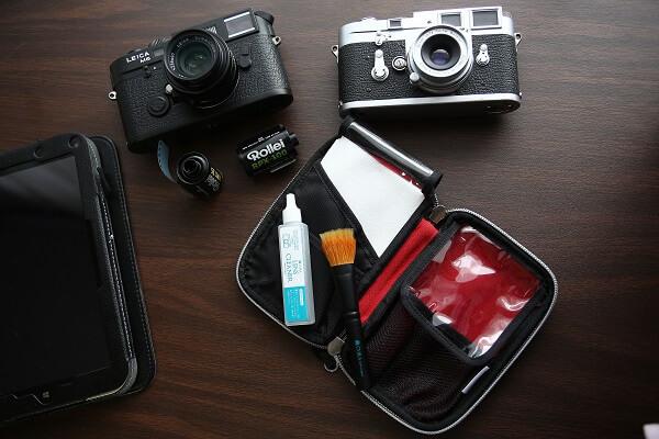 CFCL-100相機清潔組(仿皮革),CURA-3i,日本設計製造品牌, 相機清潔產品及配件,相機用品,相機背帶