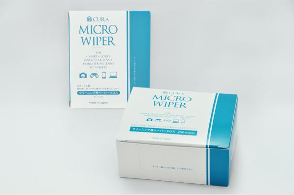 CP-100 Cura Micro Wiper(專用拭鏡紙)