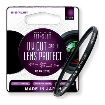 Marumi ,日本專業濾鏡 ,FIT+SILM ,UV L390,保護鏡,廣角薄框多層鍍膜濾鏡