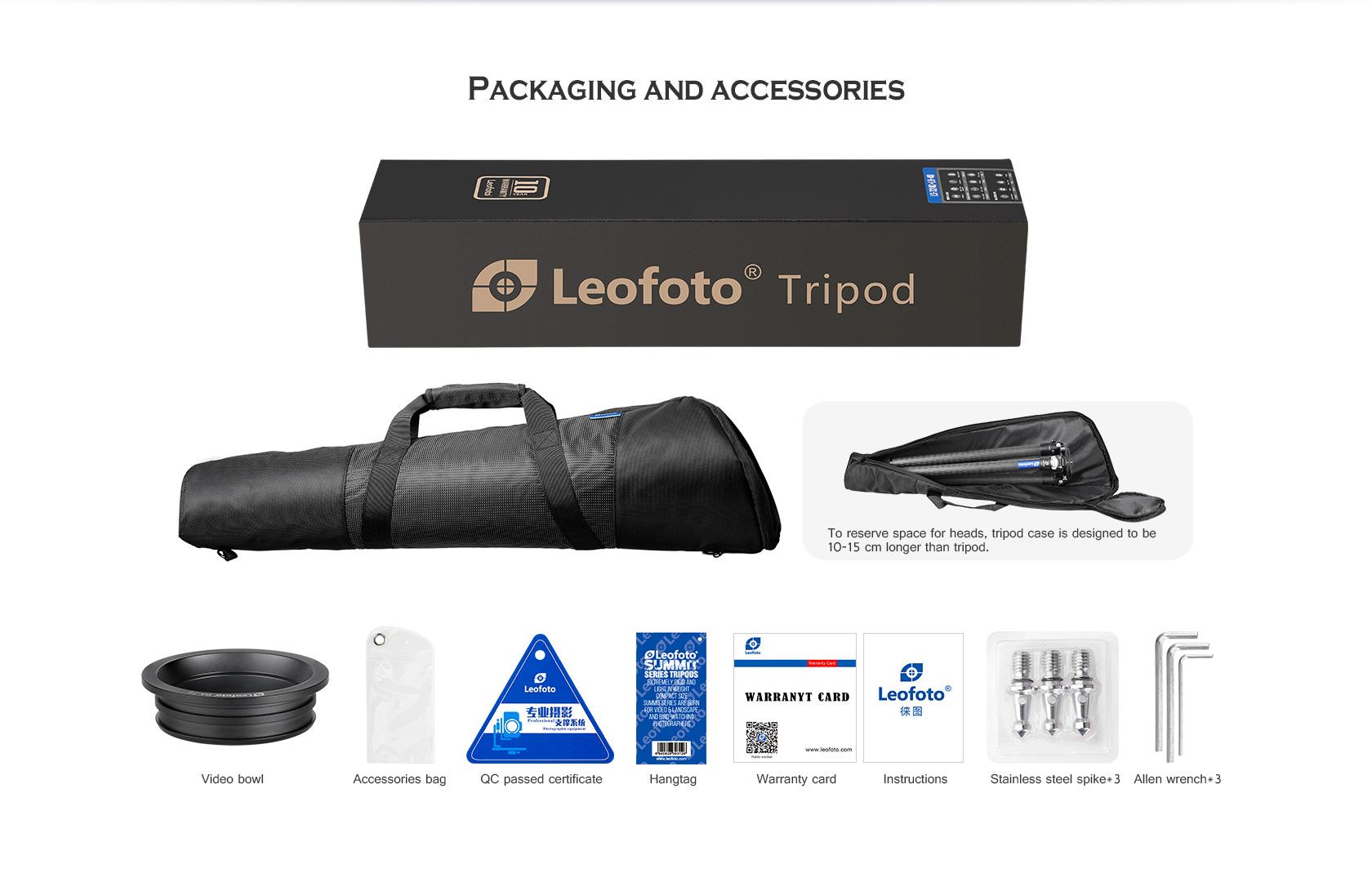 leofoto ,LM-324C