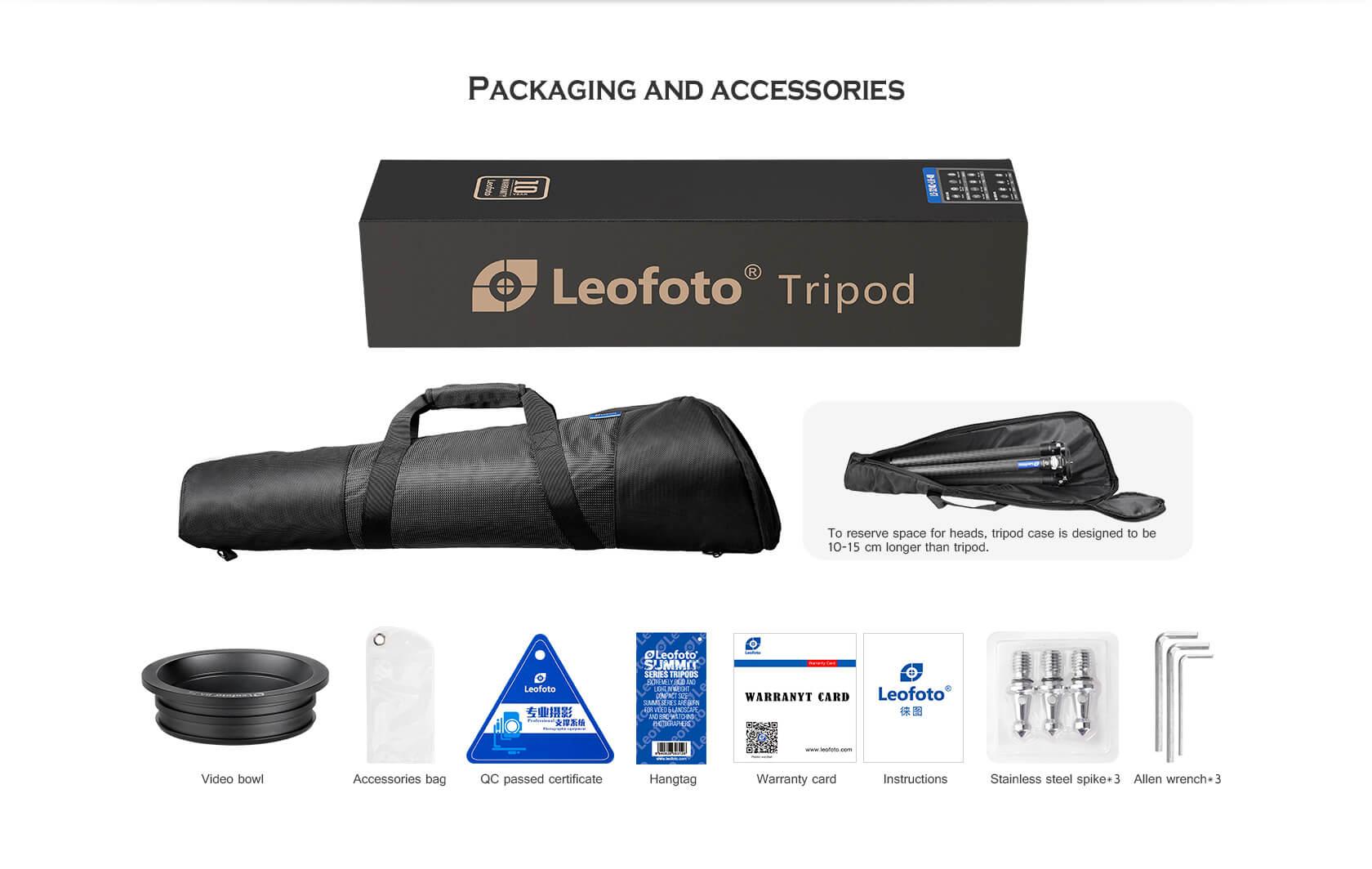 leofoto ,LM-365C