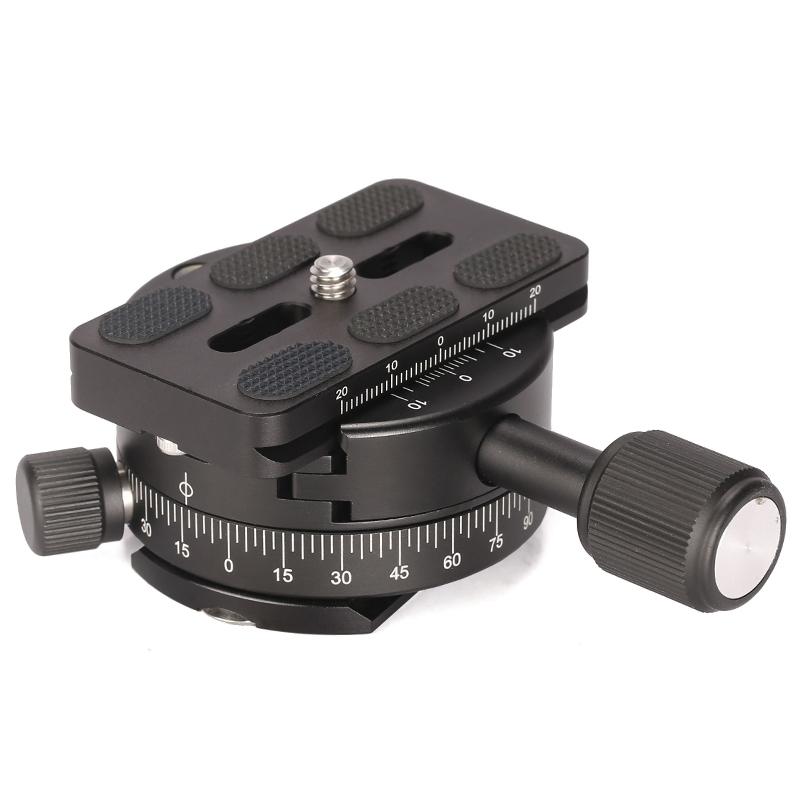 leofoto PAN-01 ,加長旋鈕全景夾座
